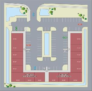 Cornerstone Commercial Associates Commercial Real Estate - Central Florida Commercial Real Estate - Glenwood Plaza, Melbourne
